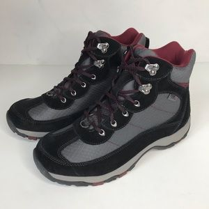 L.L. Bean Women's Boots 11M Gray Black